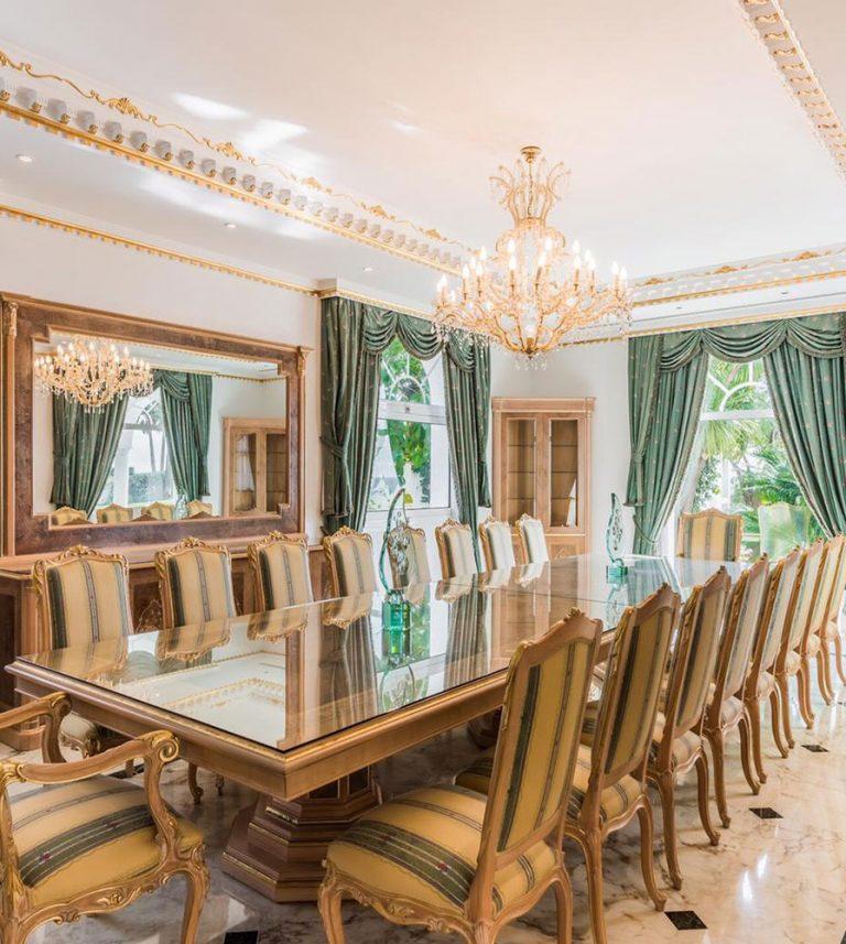 villas to rent marbella puerto banus